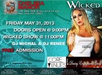 wicked thread fashon show May 31