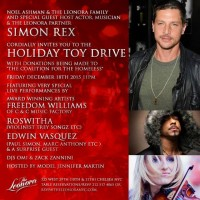 Dec 18 The Leonora Toys for tots event