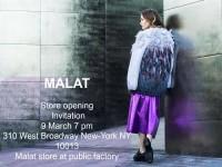 Malat Store Opening March 9