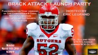 March 14th The Holland House Eric LeGrand Event