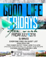 Friday After Work Jul 1
