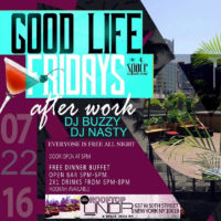 Friday After Work Jul 22