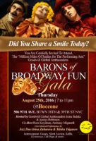 Barrons Broadway Fun event NYC